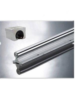 1 linear bearing rail sets SBR25 860mm rail+2 SBR25UU blocks for CNC<br><br>Aliexpress