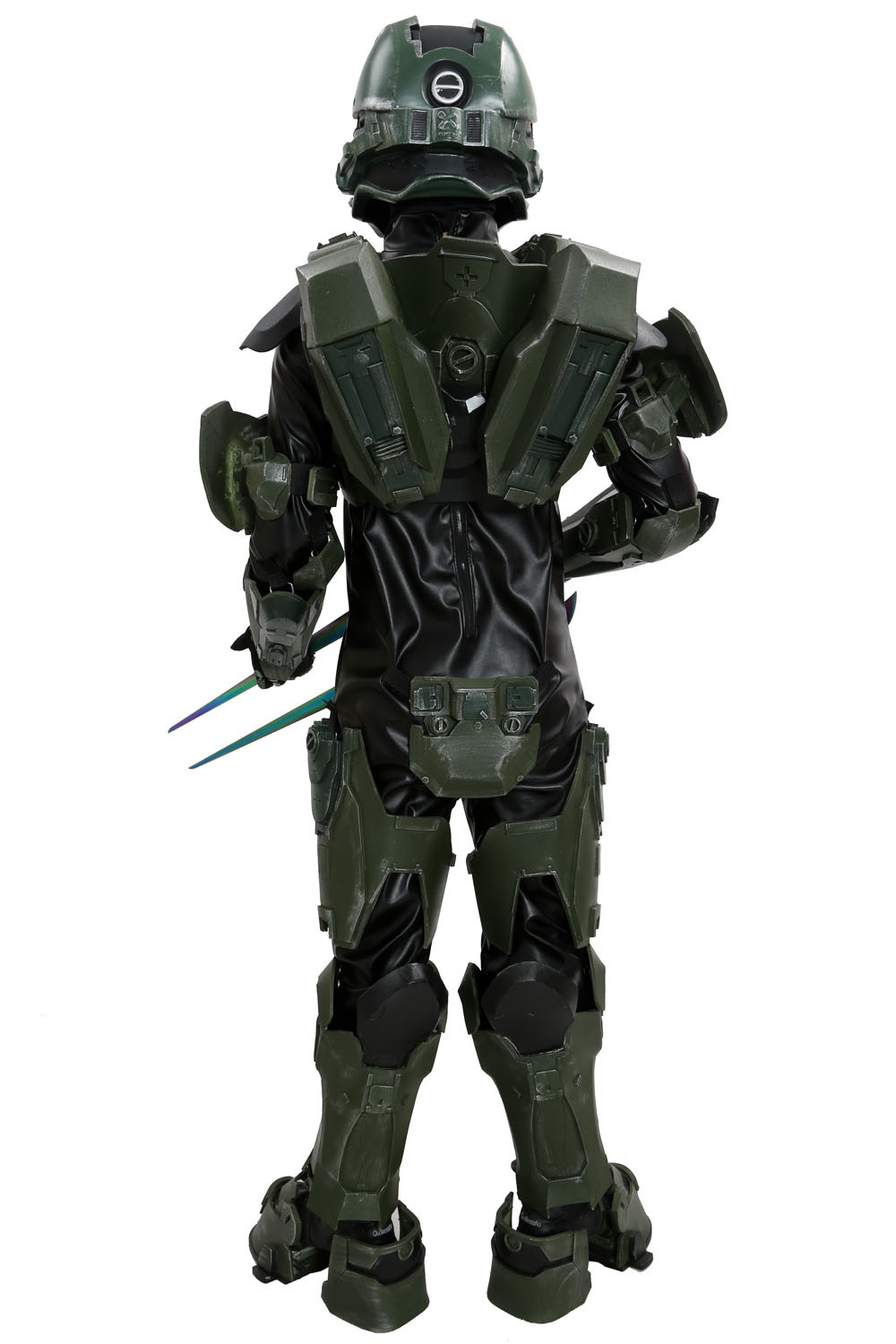 master chief armor costume images. Black Bedroom Furniture Sets. Home Design Ideas