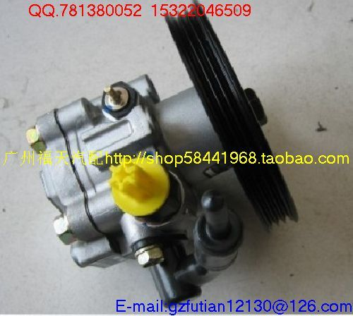 Great Wall Cool Bear Hafer M2 power steering pump hydraulic power steering pump are factory auto parts(China (Mainland))