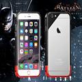 HOT 2015 New Arc Edge Batman Hybrid Metal Aluminum Bumper Frame For iPhone 6 4 7