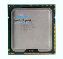 Quad-Core i7 Desktop-Prozessor I7-950 slben i7 950 (8 MT Cache 3,06 GHz 4,80 GT/S QPI FCLGA1366) LGA1366 CPU für X58 Motherboard(China (Mainland))