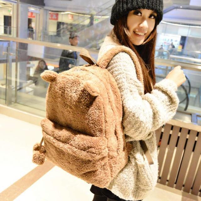 2016 мода рюкзак сумки Gril школы мешок повелительниц женщин рюкзак мило путешествия ...