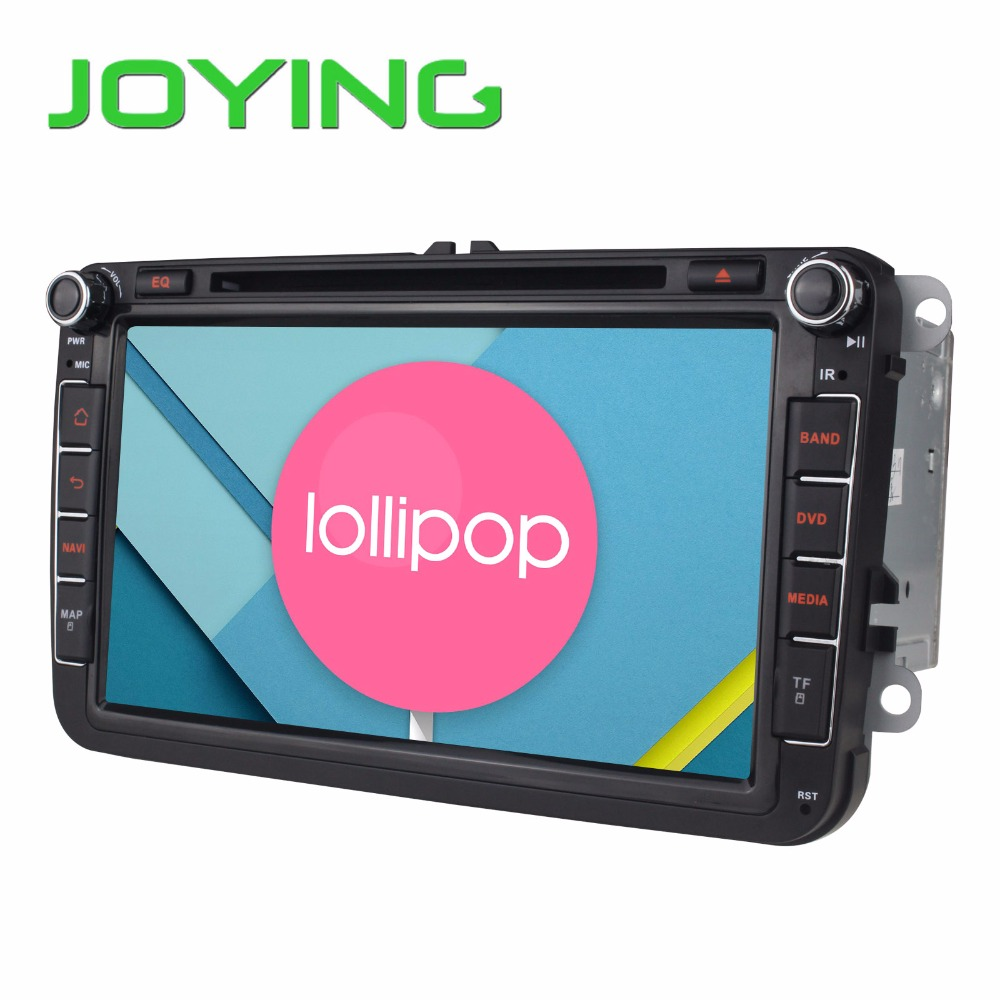 "8"" Android 5.1.1 Car Radio For Volkswagen Seat Skoda Quad Core Car Head Unit GPS Navigation DVD Player+DVR+OBD+Camera+3G Dongle(China (Mainland))"