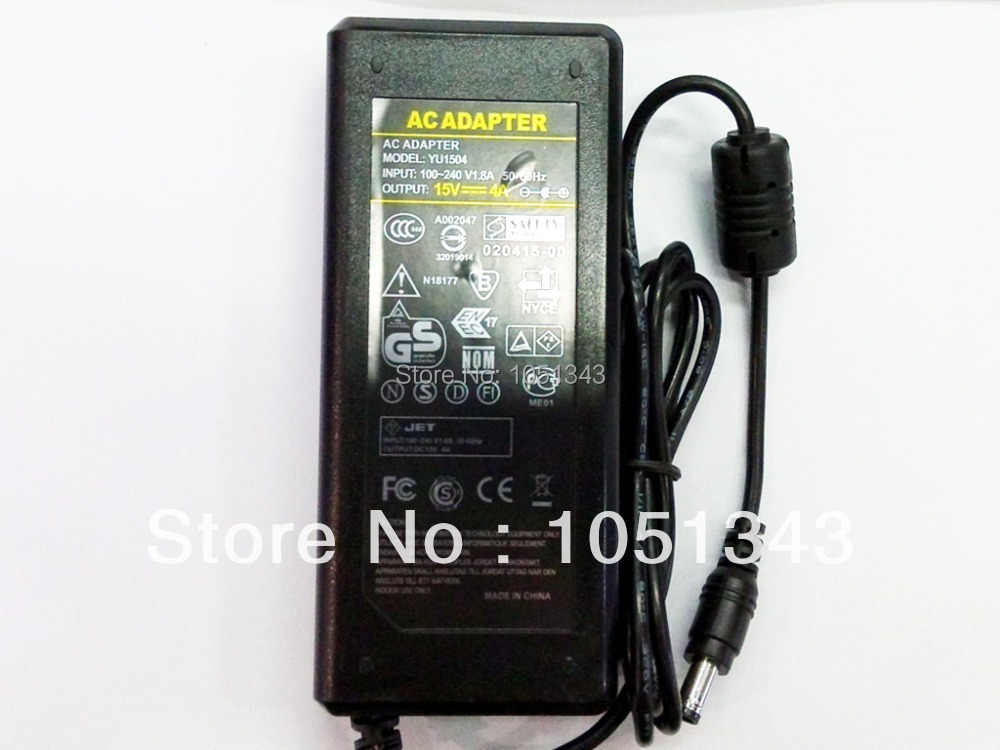 AC 100 240V to DC 12V 4A Power Supply Adapter Charger For LED Strips Light Free