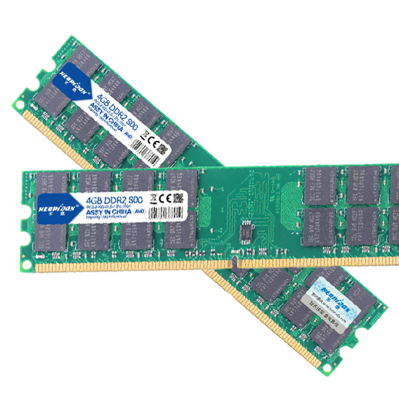 DDR2 Memory RAM Memoria DRAM Module 800MHz 4GB Dimm PC Desktop Compatible 533MHz 667MHzThe second generation of AMD dedicated(China (Mainland))