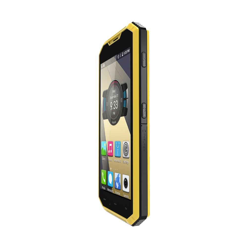 5.0 Inch Original KenXinDa Proofings W7 IP68 Waterproof Shockproof Dustproof Android 5.1 1GB 16GB Rugged Smartphone