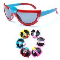 Cute Folding cartoon sunglasses Glasses Eyeglasses eyeware anti UV 400 for kids girls boys child  Wholesale