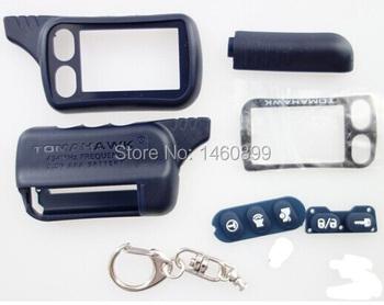 TZ 9010 Case keychain for 2 way car alarm system Tomahawk TZ-9010 /Russian Version Tomahawk TZ9010