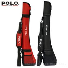 POLO professional Golf Horseshoe club gun bags men Golf small sport ball bag for travel womens cover unday bolsa de bag package(China (Mainland))