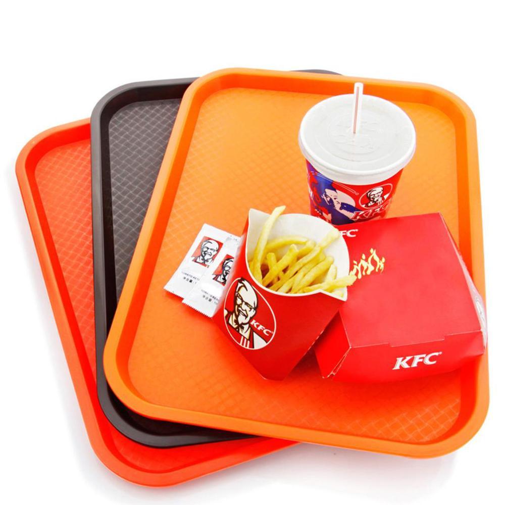"New 10*14"" Fast Food Tray Restaurant Trays Serving Tray(China (Mainland))"