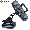 Universal Windshield 360 Rotate Car Phone Holder Stand Adsorbable Mount Holder For iPhone 6 GPS Mobile