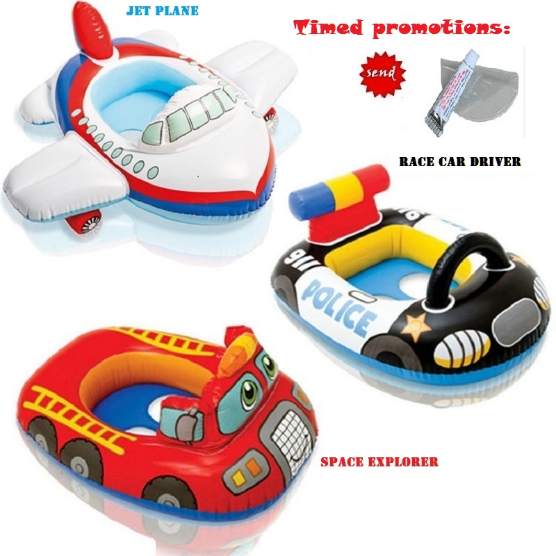 Funny Shape Inflatable Pool Float Baby Swimming Ring Baby Float Seat For Pool Floats For