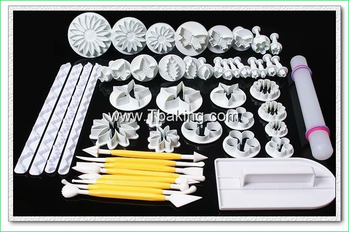 fondant cake icing cutters pastry sugarcraft decorating