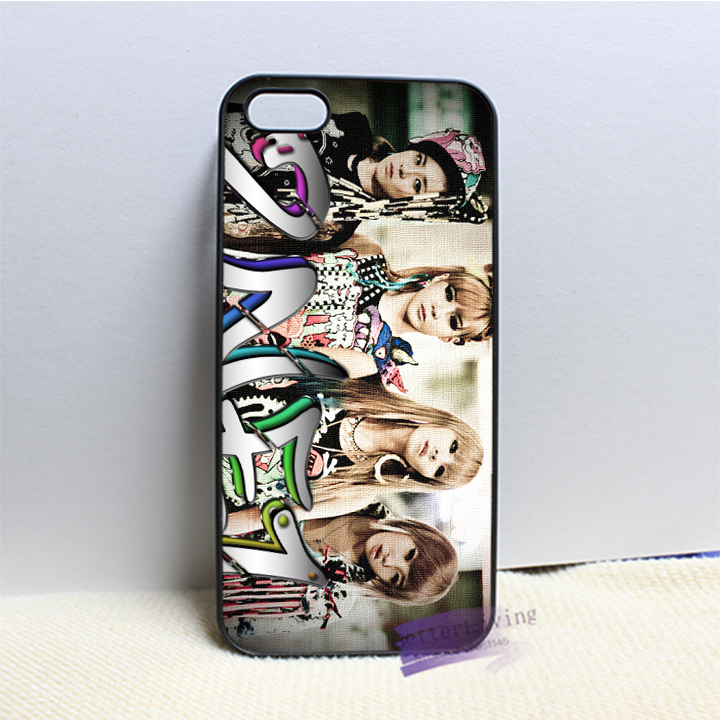 2ne1 fashion cell phone case cover for iphone 4 4s 5 5s 5c 6 6s & 6 plus & 6s plus #N0037(China (Mainland))