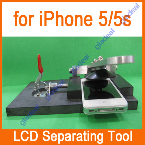 LCD Separating Tool with Sucker for iPhone 5 5s /LCD Touch Screen Separator  /Split /Disassemble Machine<br><br>Aliexpress