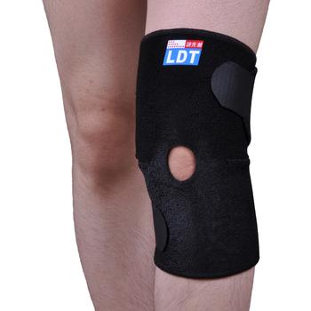 Ldt 760 basketball kneepad trepanned kneepad knee beam sets sports hasp kneepad