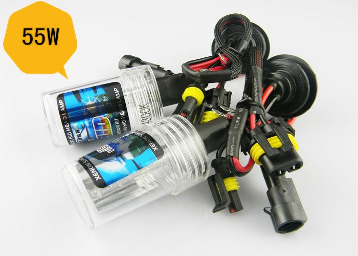 XENO 55W HID Xenon Headlights Lights Bulbs H1 H3 H4-1 H7 H8 H9 H10 H11 H13 9004 9005 9006 9007 880/1 4300K 5000K 6000K 8000K(China (Mainland))