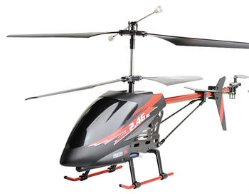 The large 80 cm / aerial camera remote control aircraft /2.4G large helicopter / charge model toys