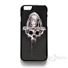 For iphone 4/4s 5/5s 5c SE 6/6s 7 plus ipod touch 4/5/6 back skins mobile cellphone cases cover SKULL HELMET