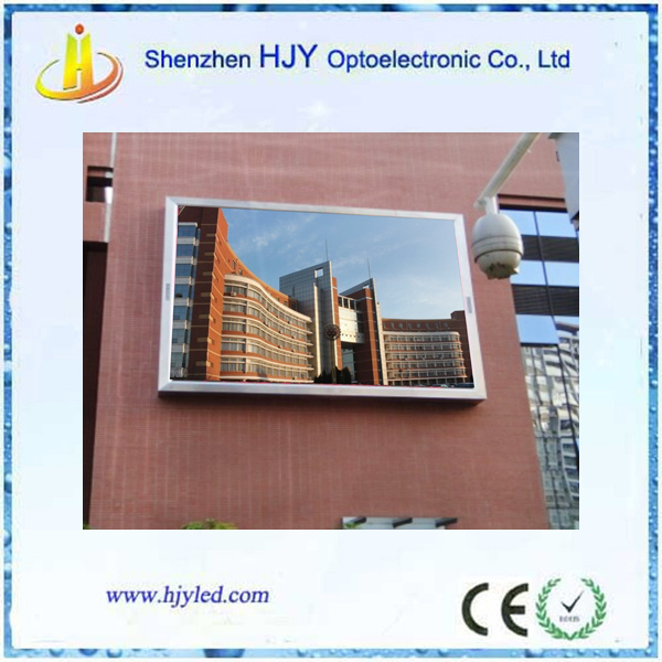 china reliable led supplier outdoor p10 led display 1R1G1B(China (Mainland))