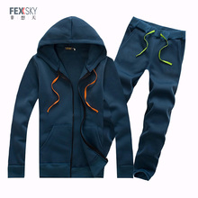 4 colors PURE men's sports wear suits spring new 2014 fashion tracksuits sportswear man brand for men cotton track suit male(China (Mainland))