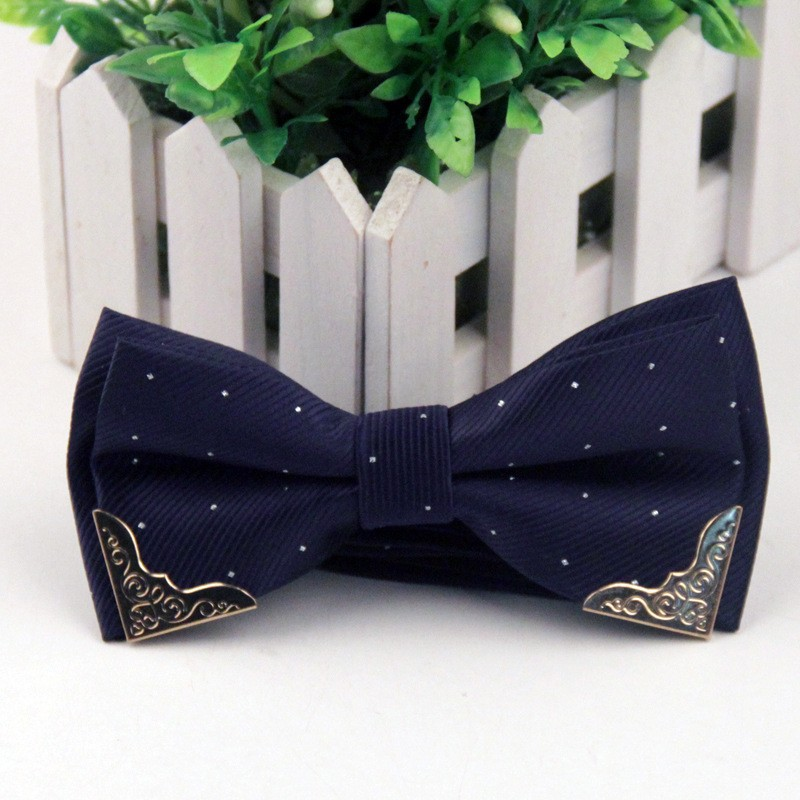 Fashion Mens Polka Dot Bow Ties For Wedding Party Formal British Style Brand Bowties Skinny Slim Marriage Bowties Cravat For Men(China (Mainland))