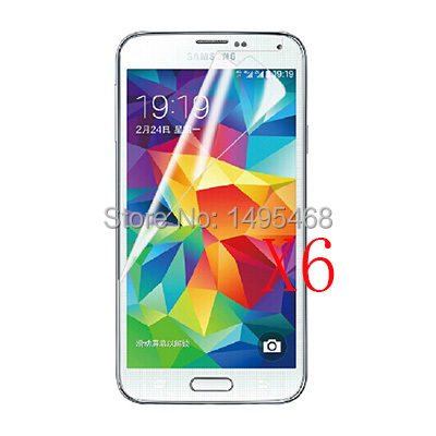 Clear Cellphone LCD Screen Protector film Cover Samsung Galaxy S5 Mini G800 - Accessory Mall store