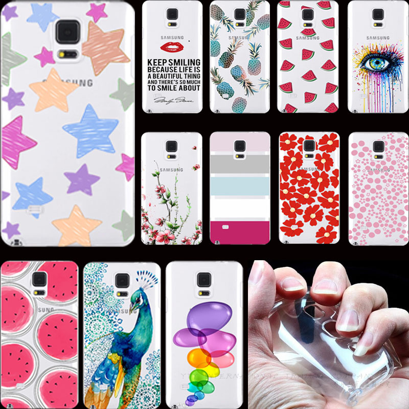Painting Lotus Fresh Petals Silicon Phone Cases For Samsung Galaxy S5 SV i9600 Case GalaxyS5 Cover Shell AVS UOH CNH JGGT(China (Mainland))
