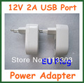 5V 3A 4 USB Ports EU US UK Plug Wall Charger Power Adapter Supply with 1.5M Cable for Cell Phone Mobile Phone Charger
