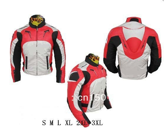 Free shipping 2013 Men's Motor Jacket Motorcycle Jacket Racing Jacket Motocross Jackets Sports Cycling Motorbike Jacket