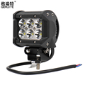 1Pc 4 inch 18W LED Work Light Lamp for Motorcycle Tractor Boat Off Road 4WD 4X4