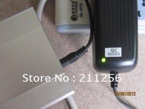 FREE SHIPPING!!!  19V 13000mAh Mobile extended/external battery for Laptop/Tablet PC! Portable Power Station for Laptop