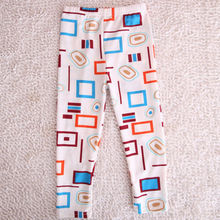 Lovely Baby Kids Girls Milk Wire Pants Flower Printed Trousers 2 7 Years Legging