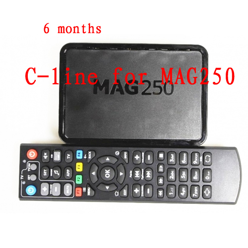 mag250 Cline work for 1 year Europe IPTV Beinsport,SKY UK,SKY DE,SKY sports,canal+ 335 channels for MAG250(China (Mainland))