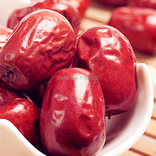 Chinese red Jujube , Premium red date , Dried fruit, Green nature