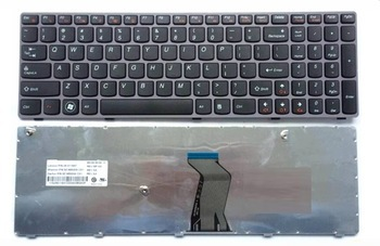 BRAND NEW LAPTOP KEYBOARD compatible for LENOVO G570 B590 G580 V570 Z560 Z570 B570 B575E NOTEBOOK KEYBOARD(China (Mainland))
