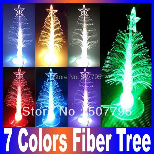 Рождественские украшения Oem 7 USB /& , 7 colors USB Fiber Tree рождественские украшения oem 20