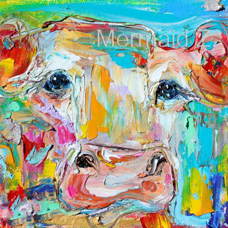 Koe schilderijen promotie winkel voor promoties koe for Schilderijen winkel