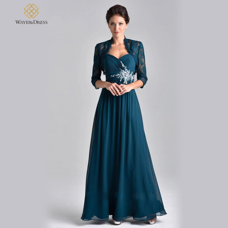 Mother Of The Bride Dresses Teal 107