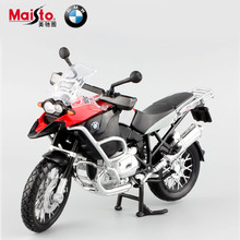 Maisto 1:12 Children's R1200GS metal diecast mini moto race cars collectible miniature boys kids  toys models of motorcycles(China (Mainland))