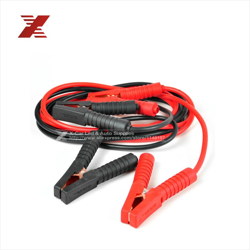 500A New Emergency Battery Cables Car Auto Booster Cable Jumper Wire 3 Meters Length Booster 12Volt Clamp Accessories(China (Mainland))