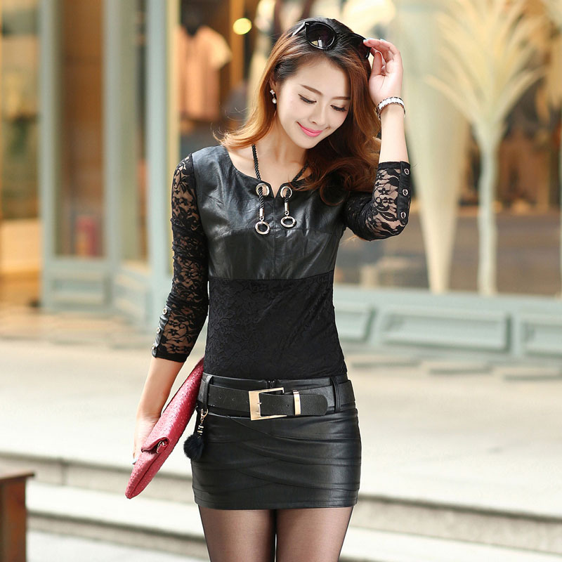 Very short leather skirt – Modern skirts blog for you