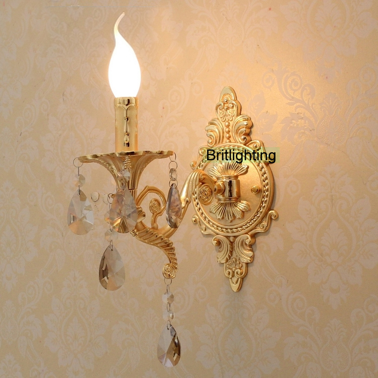 bathroom lighting unique wall sconces modern wall sconce crystal lamp