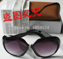 2016 Free shipping Women's Ladies Designer  Jackie Ohh II Sunglasses Glasses With Box Case 5Colors To Choose(China (Mainland))