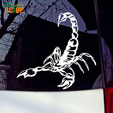 Scorpion Car Styling Decal Sticker Made By Vinyl Scorpion be Cocky Waterproof Auto Sticker