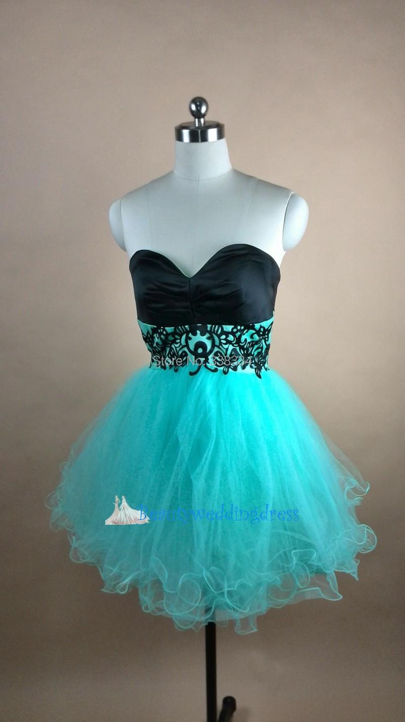 Colorful Cheap Short Black Prom Dresses Ensign - All Wedding Dresses ...