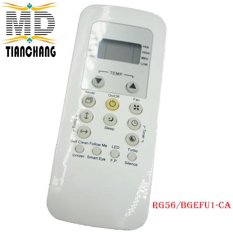 Original Factory For Carrier RG56 BGEFUI-CA Remote Control for Air Conditioner(China (Mainland))