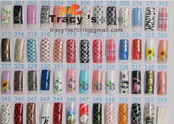 Tip Design Design Designed Nail Tips