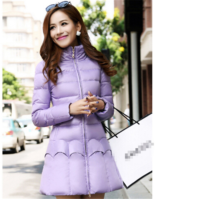 Coats&Jackets Winter women long cotton padded jacket large size winter women parka Female winter jacket coat  outerwear TT259