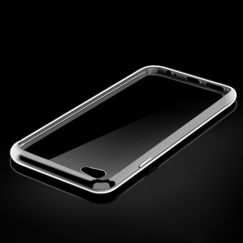 "0.99$ 2pcs Big Deal Ultra Thin Hard Clear Case For Iphone 6 Plus 5.5"" Transparent Slim Cell Phones Back Cover For Iphone 6 Case(China (Mainland))"